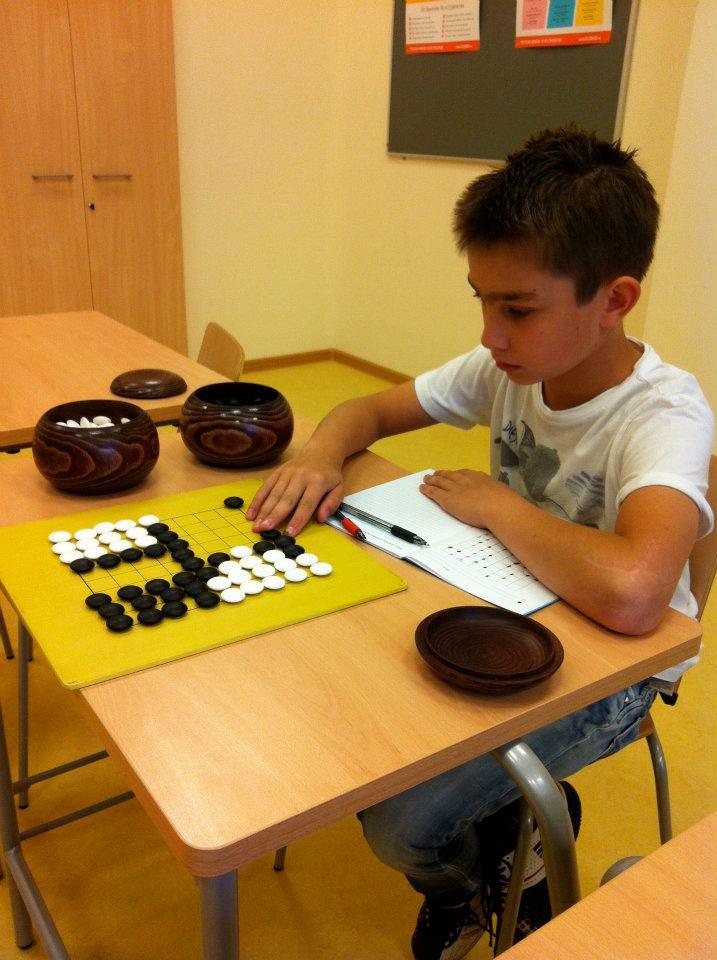 Степан (4 класс) подсчитывает итог игры
