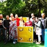 Коллективное фото после мастер-класса Игоря Гришина