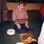 Олег Межов, первый турнир жизни