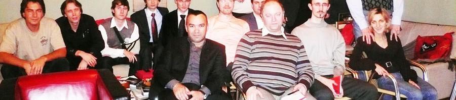 Лекция Игоря Гришина, осень 2008 год