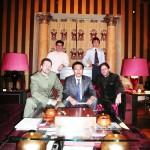 С мистером Чуном