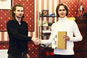 Иван Бубер и Дмитрий Даниленко